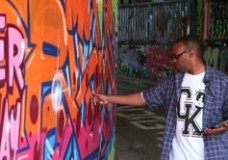 Graffiti Kings on Sony Duo13 Tablet