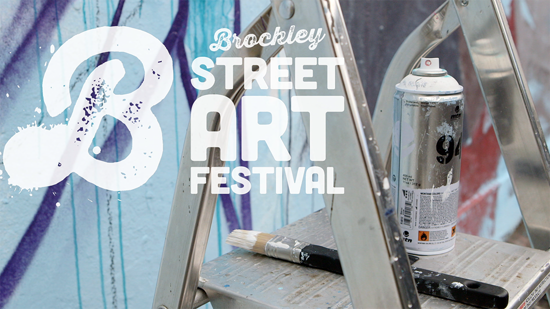 Brockley Street Art festival